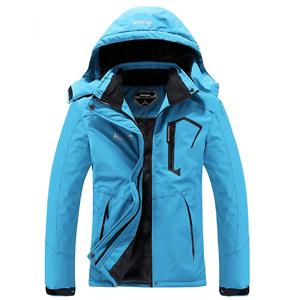 MOERDENG 女士防风保暖外套