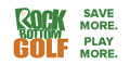 Rock Bottom Golf Deals