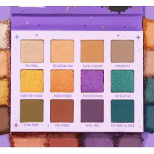 ColourPop:秋季新品眼影盘上新低至$7起