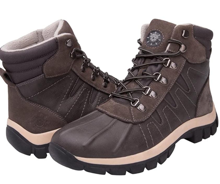 Globalwin Men's 1630 Snow Boots