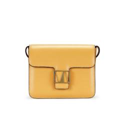 MANU ATELIER Mini Roxy bag Triple S Clear Sole trainers