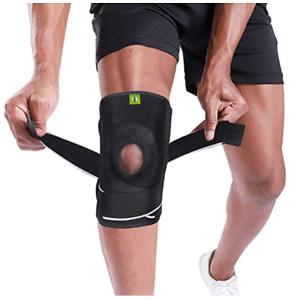 BERTER Knee Brace Support for Relieves Meniscus Tear Knee Pain