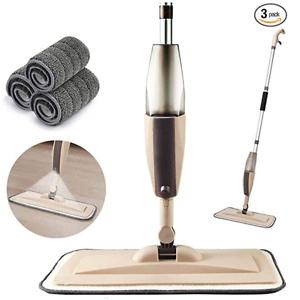 Microfiber Spray Mop for Floor Cleaning