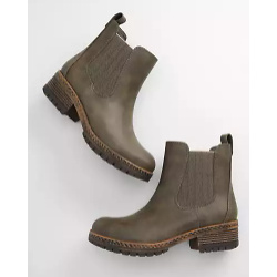 Anna Solid Chelsea Adventure Boot