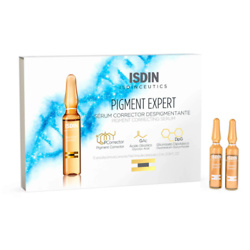 Brightening and correcting ampoules