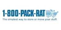 1-800-PACK-RAT Discount Codes
