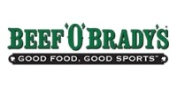 Beef 'O' Brady's Coupons