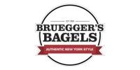 go to Brueggers Bagels