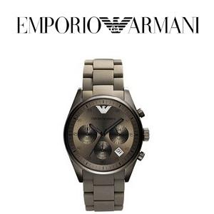 Rue La La 官网:精选 Emporio Armani 手表特卖,折扣高达80% OFF