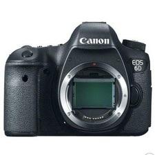 Canon 佳能 EOS 6D 单反相机机身