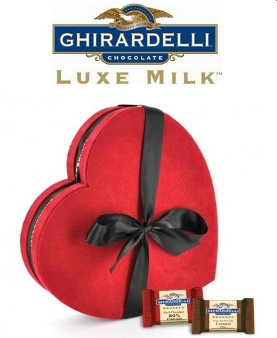 Ghirardelli Valentine's Day Sale: 10% OFF Any Purchase