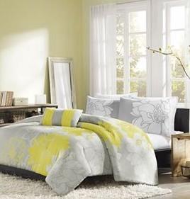 Home Essence Chloe 4 Piece Comforter Set