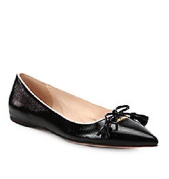 Saks Fifth Avenue: Prada鞋包高达40% OFF特卖