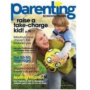 Tanga 官网:Parenting (School Years) 杂志预订,最多可订阅3年期