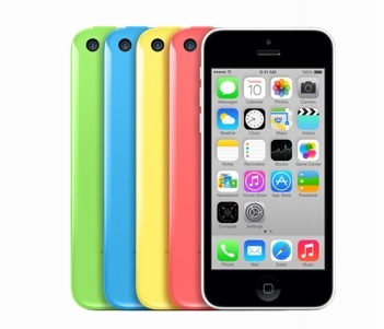 Sprint: iPhone 5c 16GB for Free, iPhone 5s 16GB from $99.99