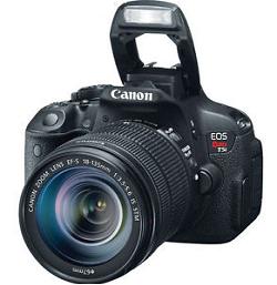 Canon 佳能 EOS Rebel T5i 单反相机