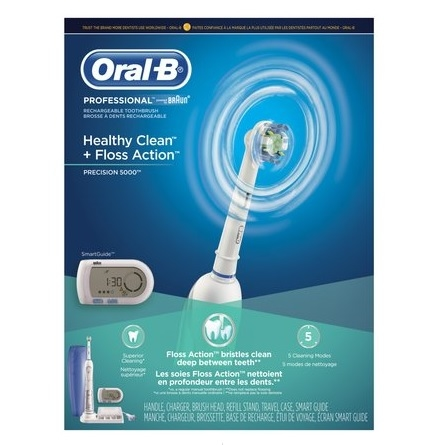 Oral B Professional Care Smart Series 5000 Electric Toothbrush