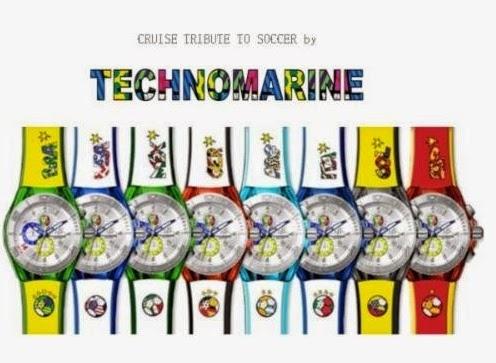 TECHNOMARINE世界杯系列男士手表