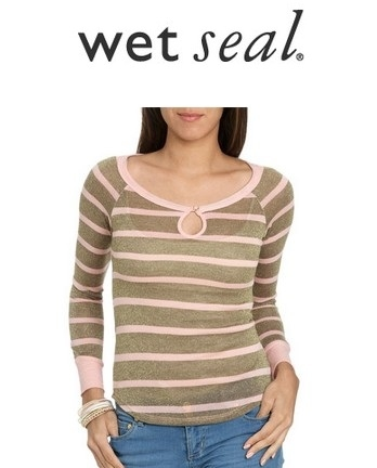 Wet Seal: Extra 60% OFF Clearance Items + More