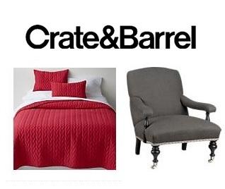 Crate & Barrel: 精选商品高达60% OFF