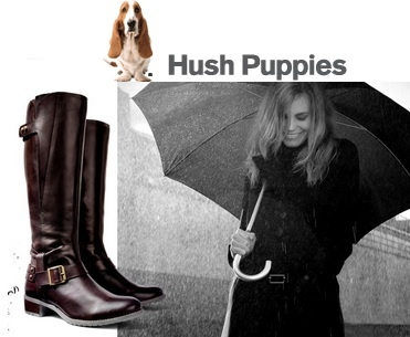 Hush Puppies: 25% OFF with Any Orders