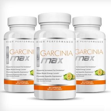 Groupon: Garcinia Max Weight-Loss Supplement 健康减肥品