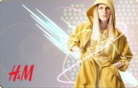Cardpool: H & M Gift Cards 20% Off