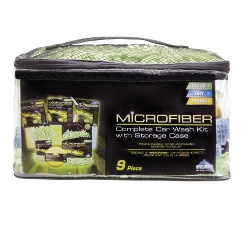 Peak Microfiber 微纤维洗车套装