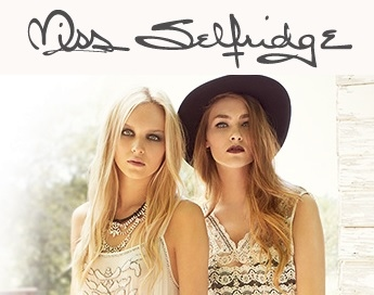 Miss Selfridge: Up to 50% OFF Sale