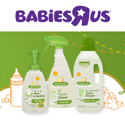 BabiesRUs: Buy 1 Get 1 Free BabyGanics Items
