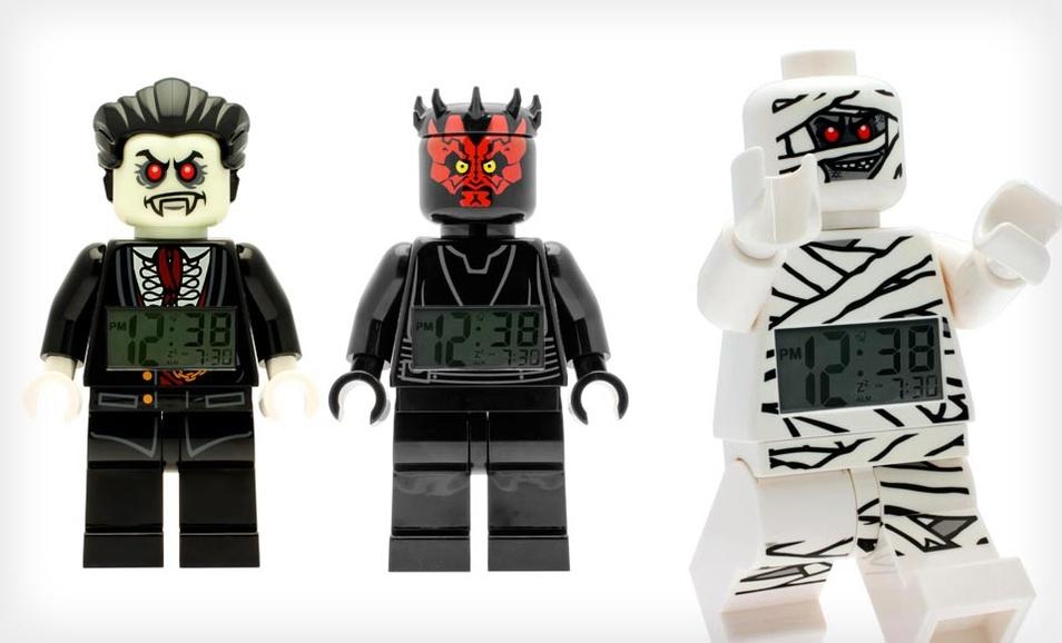 Groupon: LEGO乐高迷你玩偶闹钟