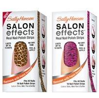 CVS: Sally Hansen Salon Effects 指甲油40% OFF优惠
