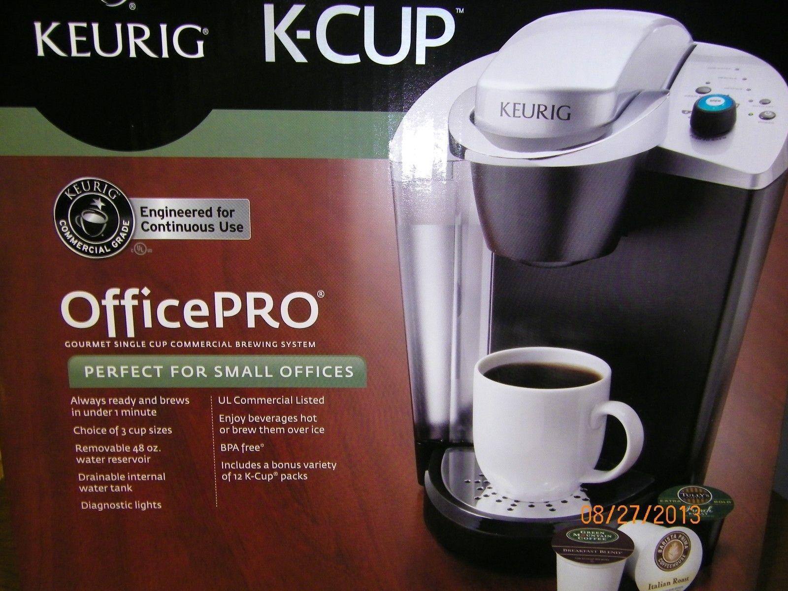 全新Keurig K145小型办公室专用咖啡机