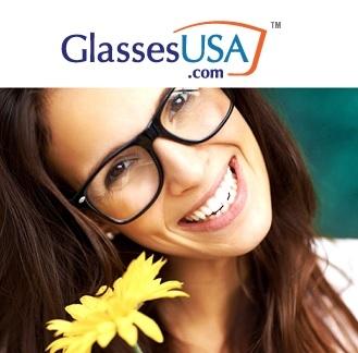GlassesUSA: 30% OFF Your Entire Order, 55% OFF Frames