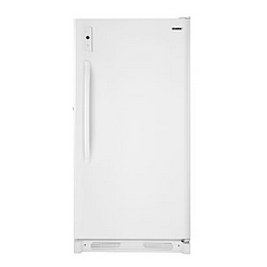 Kenmore  13.7 cu. ft. 白色立式冰箱