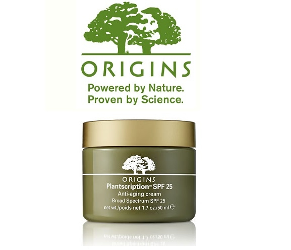 Origins: Free Moisturizer Sample with $50 Purchase