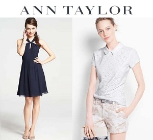 Ann Taylor:特价商品可享额外60% OFF