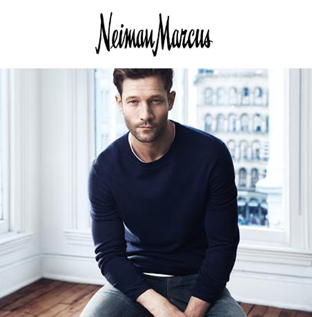 Neiman Marcus: 正价男款服饰满$100立减$50