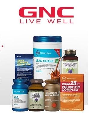 GNC 今日特卖:精选畅销保健品可享买一件,第二件半价优惠