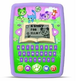 LeapFrog My Own Story Time Pad 跳跳蛙孩子自己的故事平板电脑书