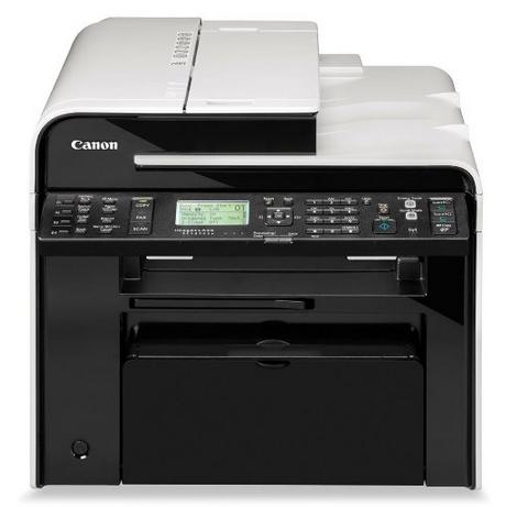 Canon 佳能 Laser imageCLASS MF4890dw 无线黑白激光多功能打印机