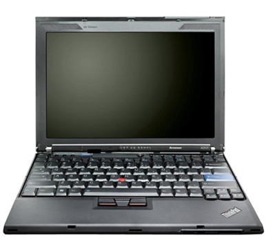 Refurbished Lenovo ThinkPad X201 Notebook