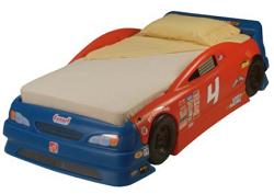 赛车型多功能儿童床