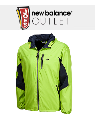 Up to 64% OFF Select New Balance Men's Jackets