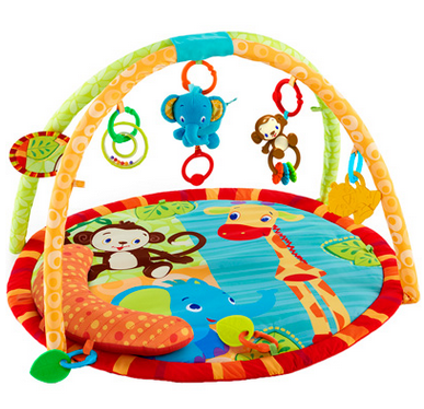 Bright Stars Safari Tales Activity Gym