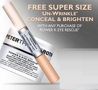 Free Super Size Un-Wrinkle Conceal & Brighten with Power K Eye Rescue