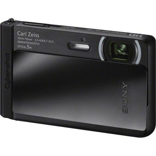 索尼DSC-TX30/B 黑色1820万象素 防尘防水防灰防震相机