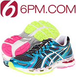 6pm: Up to 77% OFF ASICS, Saucony, Brooks & More