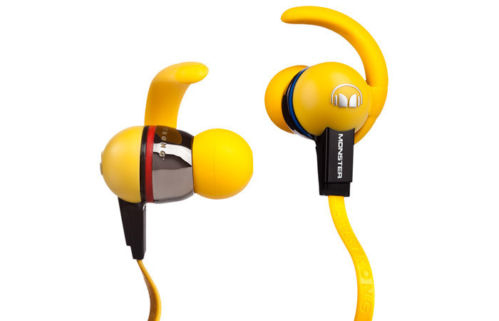 Monster iSport LIVESTRONG入耳式+可控耳麦