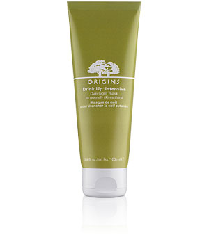 Origins: Free Free 6-week Supply of Drink Up Intensive Sample Overnight Mask with any Order + Free Shipping